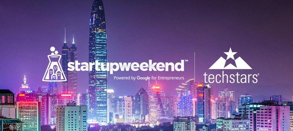 Startup Weekend Shenzhen